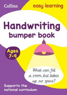 Handwriting Bumper Book Ages 7-9 av Collins Easy Learning (Heftet)