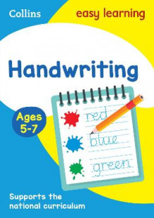 Handwriting Ages 5-7 av Collins Easy Learning (Heftet)