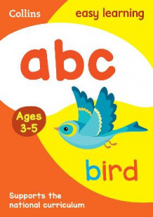 ABC Ages 3-5 av Collins Easy Learning (Heftet)