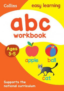 Collins Easy Learning Preschool: ABC Workbook Ages 3-5 av Collins Easy Learning (Heftet)