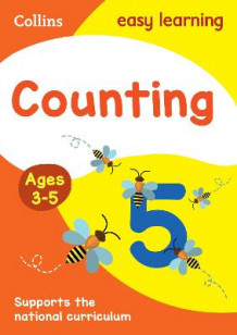 Collins Easy Learning Preschool: Counting Ages 3-5 av Collins Easy Learning (Heftet)