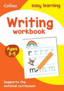 Writing Workbook Ages 3-5 av Collins Easy Learning (Heftet)
