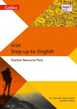 Omslag - Collins AQA Step Up to English