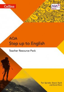 Collins AQA Step Up to English av Tom Spindler, Sharon Stark og David Hiam (Spiral)