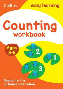 Collins Easy Learning Preschool: Counting Workbook Ages 3-5 av Collins Easy Learning (Heftet)
