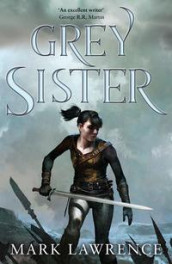 Grey sister av Mark Lawrence (Heftet)