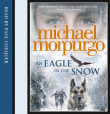 An Eagle in the Snow av Michael Morpurgo (Lydbok-CD)