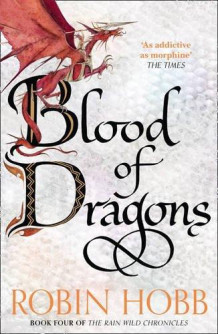 Blood of Dragons av Robin Hobb (Heftet)