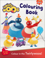 Omslag - Twirlywoos Colouring Book