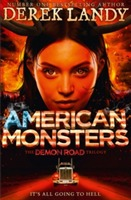Demon Road (3) - American Monsters av Derek Landy (Heftet)