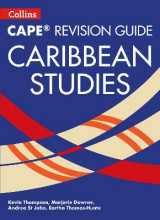 Omslag - CAPE Caribbean Studies Revision Guide