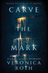 Omslag - Carve the mark