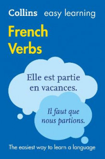 Easy Learning French Verbs av Collins Dictionaries (Heftet)