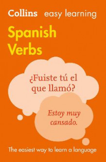 Easy Learning Spanish Verbs av Collins Dictionaries (Heftet)