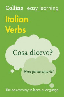 Easy learning italian verbs av Collins Dictionaries, (Heftet)