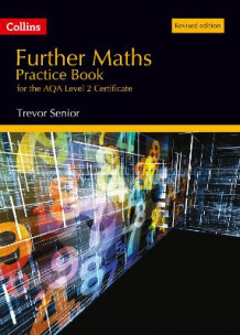 Further Maths Practice Book for the AQA Level 2 Certificate av Trevor Senior (Heftet)