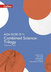 AQA GCSE (9-1) Combined Science Trilogy (Spiral)