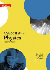 Omslag - AQA GCSE Physics 9-1 Teacher Pack