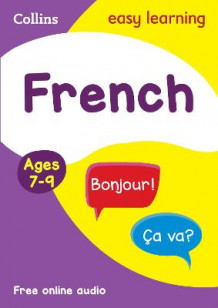 French Ages 7-9 (Heftet)