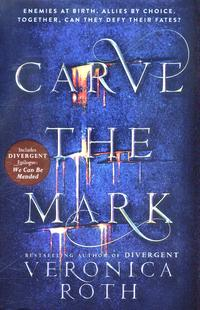 Carve the mark av Veronica Roth (Heftet)