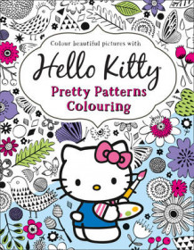 Hello Kitty: Pretty Patterns Colouring Book (Heftet)