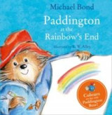 Omslag - Paddington at the rainbow's end