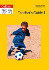 Omslag - Collins International Primary Maths: Teacher's Guide 1
