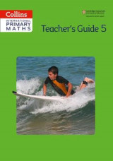 Omslag - Collins International Primary Maths: Teacher's Guide 5
