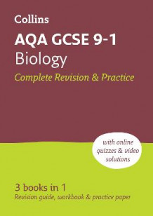 AQA GCSE Biology All-in-One Revision and Practice av Collins GCSE (Heftet)
