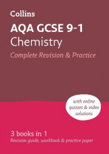 AQA GCSE Chemistry All-in-One Revision and Practice av Collins GCSE (Heftet)