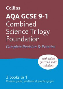 AQA GCSE Combined Science Trilogy Foundation Tier All-in-One Revision and Practice: AQA GCSE Combined Science Trilogy Foundation Tier All-in-One Revision and Practice av Collins GCSE (Heftet)