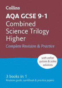 AQA GCSE Combined Science Trilogy Higher Tier All-in-One Revision and Practice av Collins GCSE (Heftet)