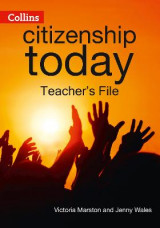 Omslag - Edexcel GCSE Citizenship Teacher's File