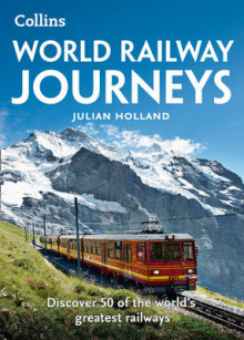World Railway Journeys av Julian Holland (Heftet)