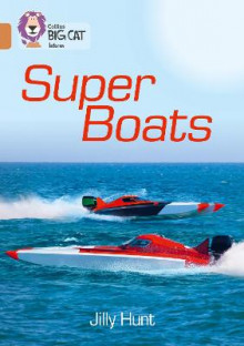 Super Boats av Jilly Hunt (Heftet)