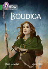 Omslag - Boudica: Band 15/Emerald