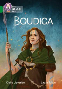 Collins Big Cat: Boudica: Band 15/Emerald av Claire Llewellyn (Heftet)