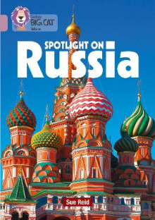 Spotlight on Russia av Sue Reid (Heftet)