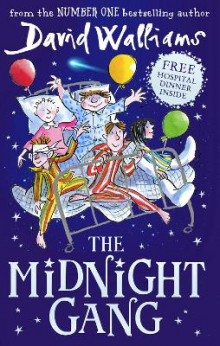 The Midnight Gang av David Walliams (Innbundet)