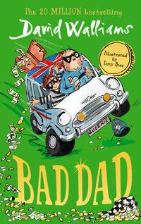 Bad dad av David Walliams (Heftet)