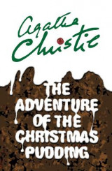 Omslag - The Adventure of the Christmas Pudding