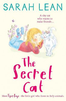The Secret Cat av Sarah Lean (Heftet)