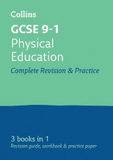 Omslag - GCSE Physical Education All-in-One Revision and Practice