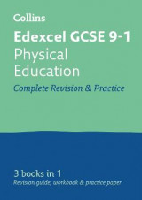 Omslag - Edexcel GCSE Physical Education All-in-One Revision and Practice