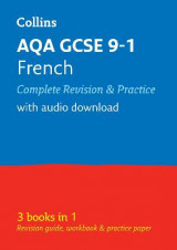 Omslag - AQA GCSE French All-in-One Revision and Practice