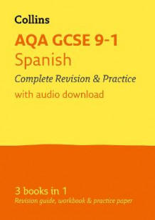 AQA GCSE Spanish All-in-One Revision and Practice av Collins UK (Heftet)