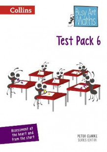 Test Pack 6 av Martin Marsh og Peter Clarke (Heftet)