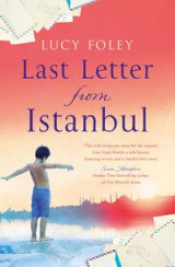 Omslag - Last letter from Istanbul