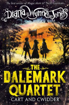 Cart and Cwidder (the Dalemark Quartet, Book 1) av Diana Wynne Jones (Heftet)