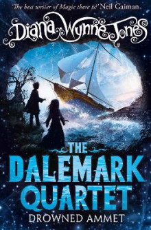 Drowned Ammet (the Dalemark Quartet, Book 2) av Diana Wynne Jones (Heftet)